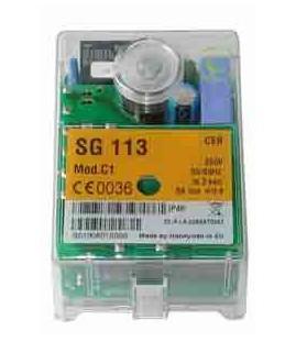 Boîtier de sécurité SATRONIC SG113 pour CUENOD FC6G et FC9G