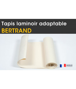 Adaptable BERTRAND, tapis laminoir
