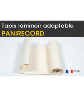 Adaptable PANIRECORD , tapis laminoir