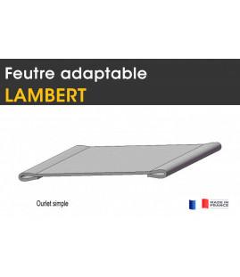 Adaptable LAMBERT , feutre synthétique