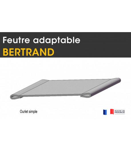 Adaptable BERTRAND , feutre synthétique