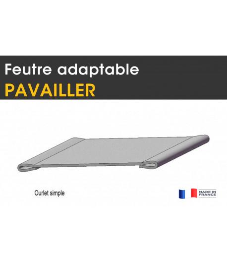 Adaptable PAVAILLER, feutre synthétique