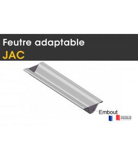 Adaptable JAC , feutre synthétique
