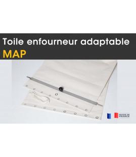 Adapt. MAP, toile enfourneur