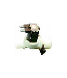 Electrovanne droite corps plastique 1 voie 180 °