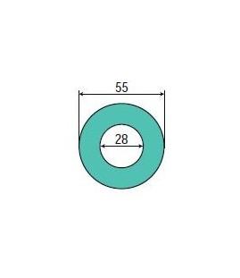 ø extérieur 55 mm, adapt. BONGARD, joint pour appareil à buée