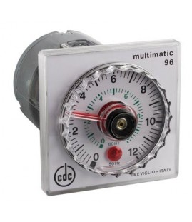 CDC Multimatic 96 24 V, minuterie